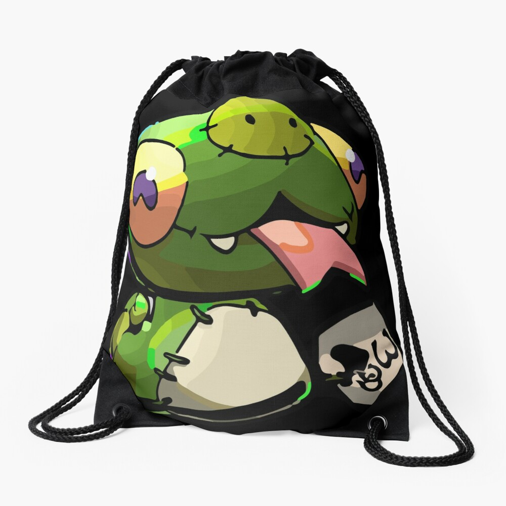 Chthonic Companion Fidi Drawstring Bag