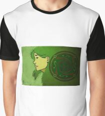 Dana and the Circle of the Enlightened Graphic T-Shirt