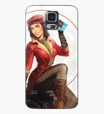 The Wright Pinup! Case/Skin for Samsung Galaxy