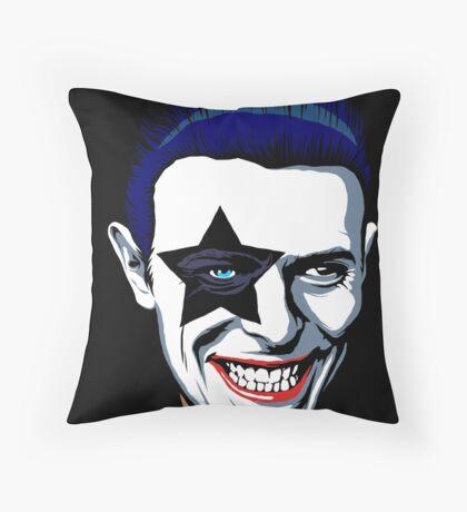 Black Star Throw Pillow