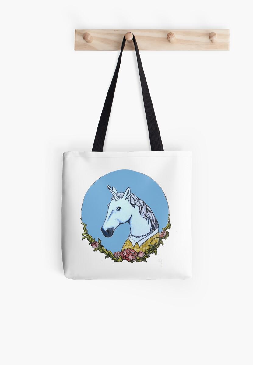 Unicorn by jenwurban