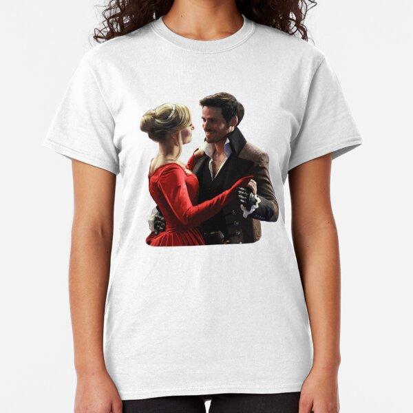 Captain Swan Fairytale Classic T-Shirt