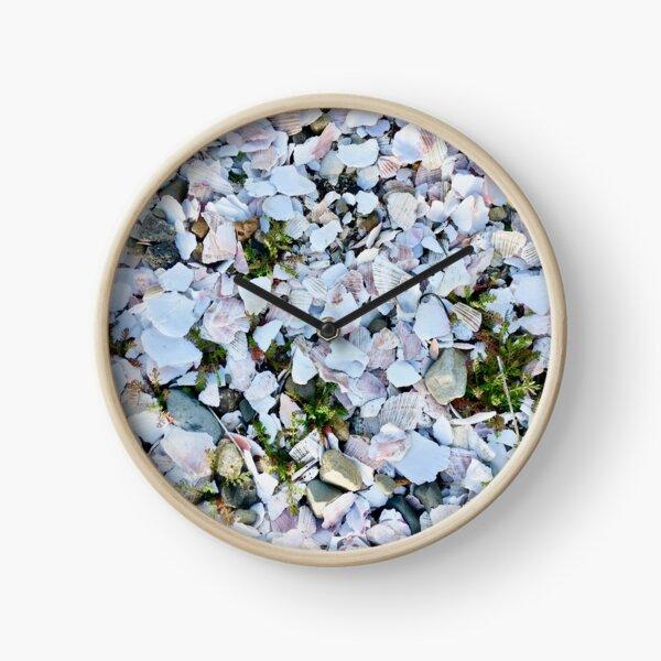 Jardin Shell Horloge