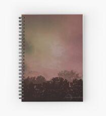 Broken Morning Spiral Notebook