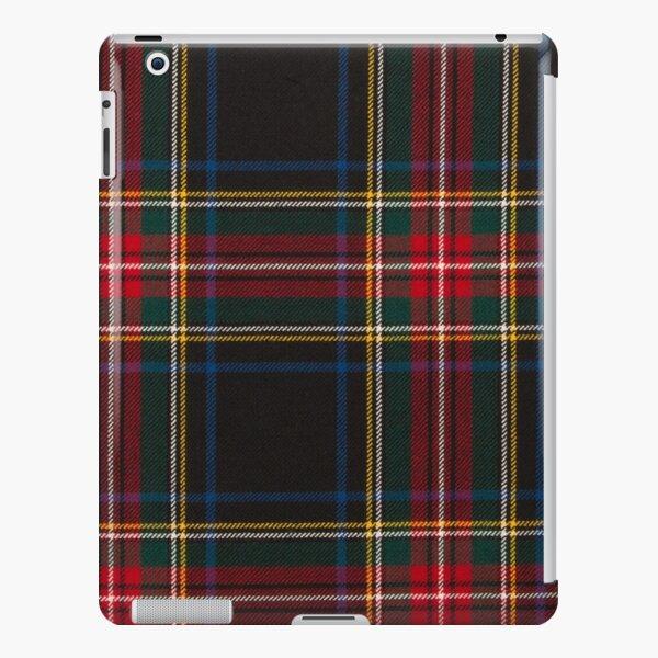 STEWART BLACK TARTAN iPad Snap Case