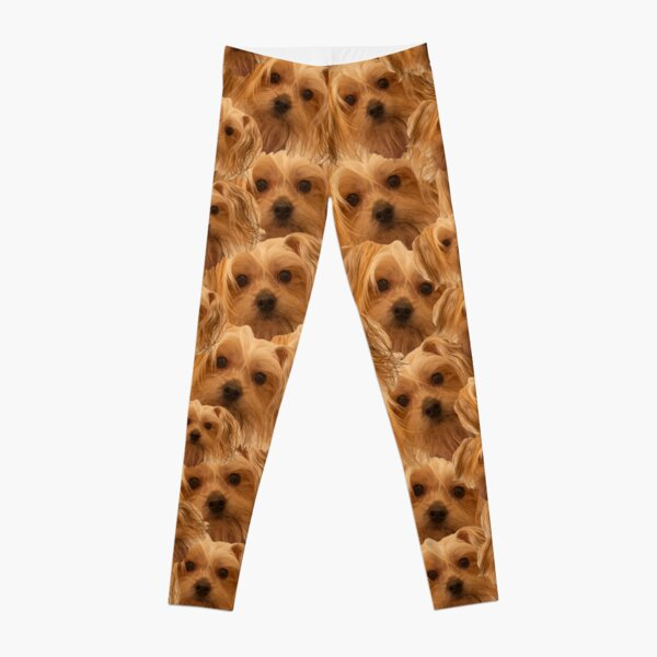 Chinese Crested Hairless leggings Leggings
