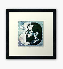 Kubrick Framed Print