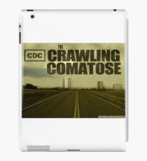 The Crawling Comatose iPad Case/Skin