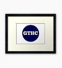 GTHC! Framed Print