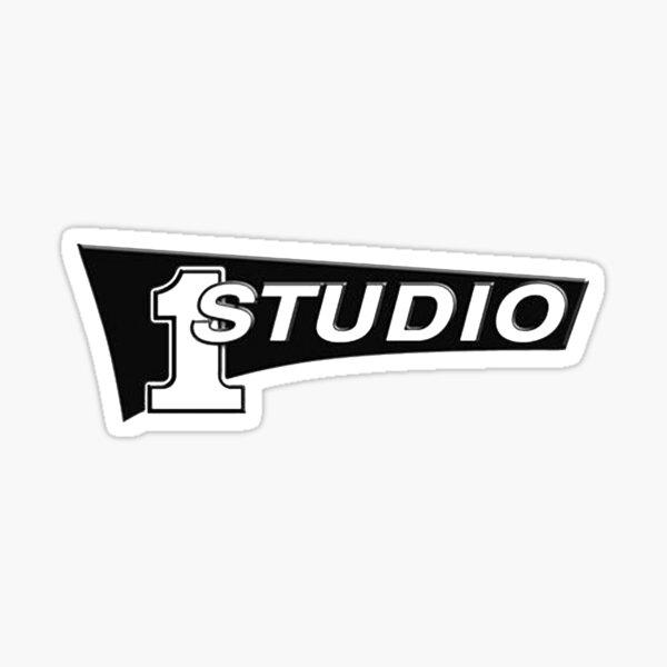 Studio One Sticker