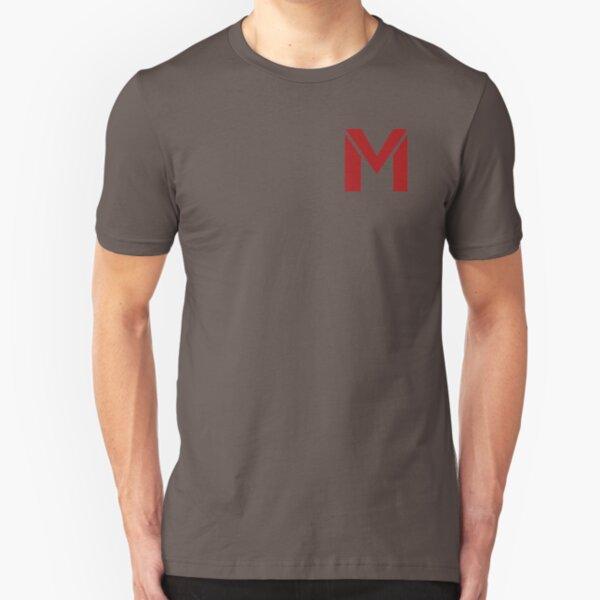 Mutant mark  Slim Fit T-Shirt