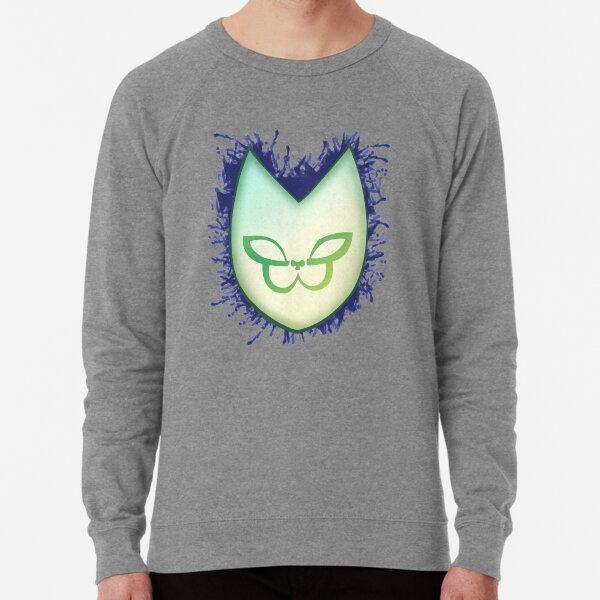 Gorillaz style mask Lightweight Sweatshirt