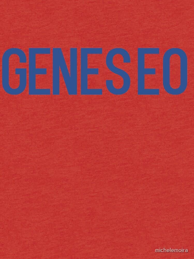 Geneseo by michelemoira