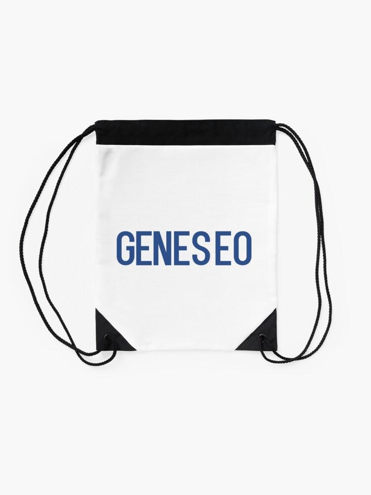 Alternate view of Geneseo Drawstring Bag