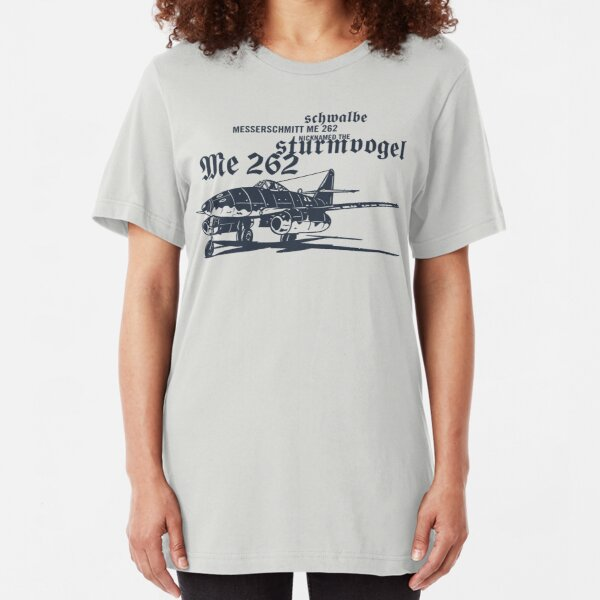 Messerschmitt ME 262 Slim Fit T-Shirt