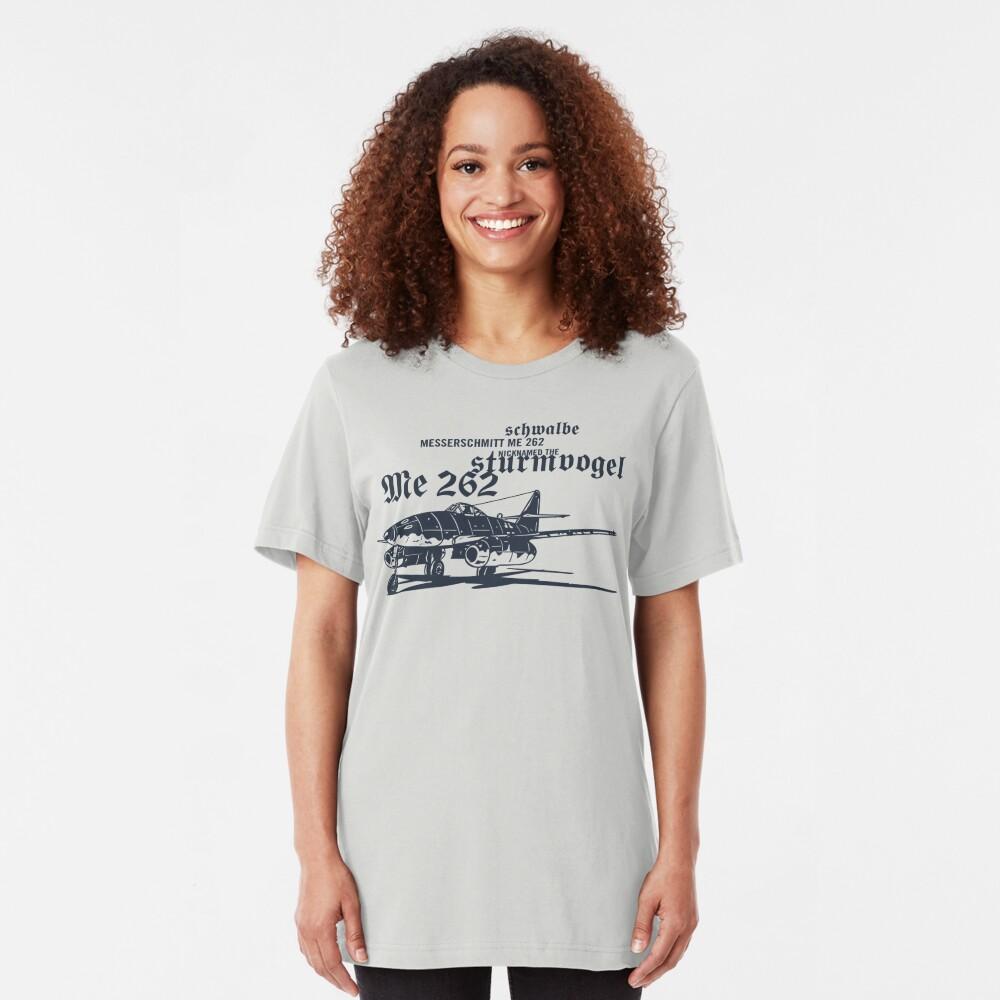 Messerschmitt ME 262 Slim Fit T-Shirt