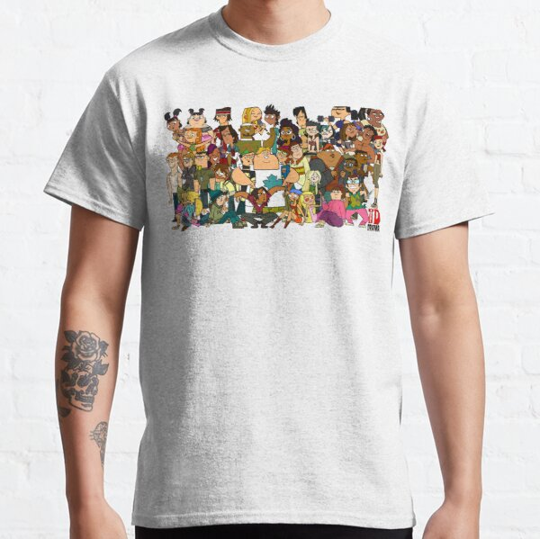 Total Drama Campers Classic T-Shirt