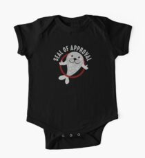 Seal of Approval T Shirt Kids Clothes