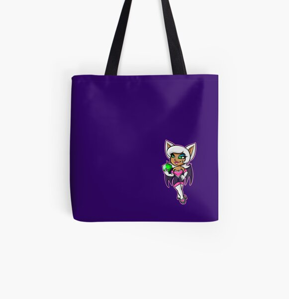 Rouge  All Over Print Tote Bag