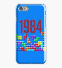 tetris 84 iPhone Case/Skin