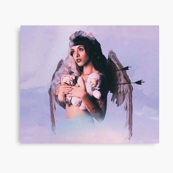 K-12 Angel Canvas Print