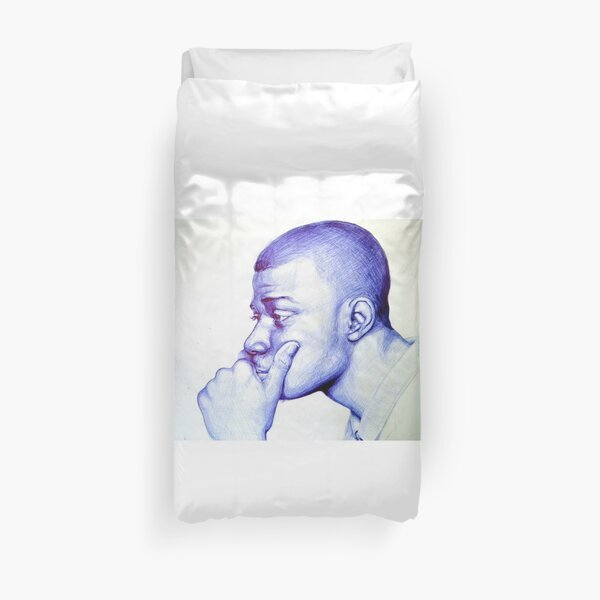 Deep Thought Duvet Cover