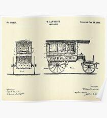 Ambulance-1889 Poster