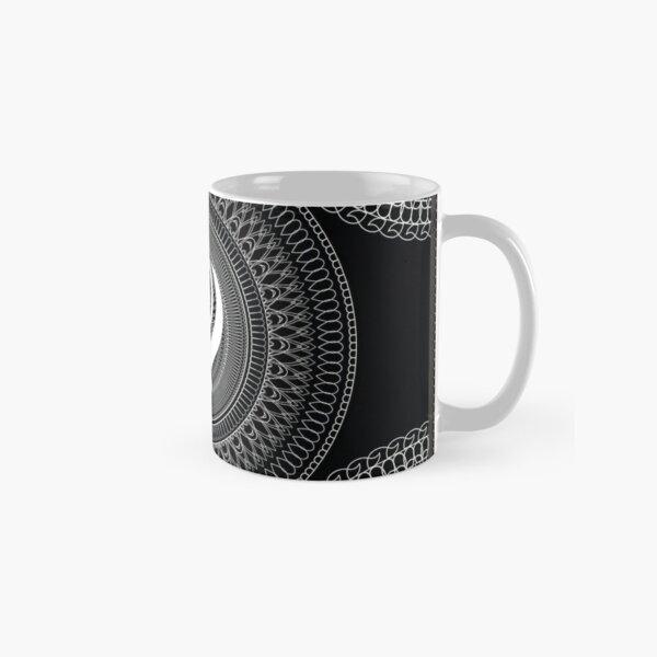 Khanda Mandala (V1) - SimmyGhatt Classic Mug
