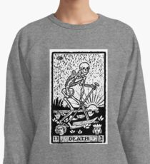 Tarot card - the death Lightweight Sweatshirt