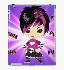 EMO PUNK iPad Case/Skin