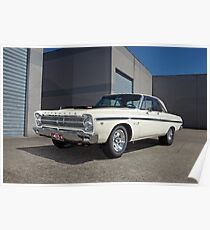 Plymouth Belvedere II Poster