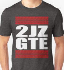 2JZ GTE tread T-Shirt