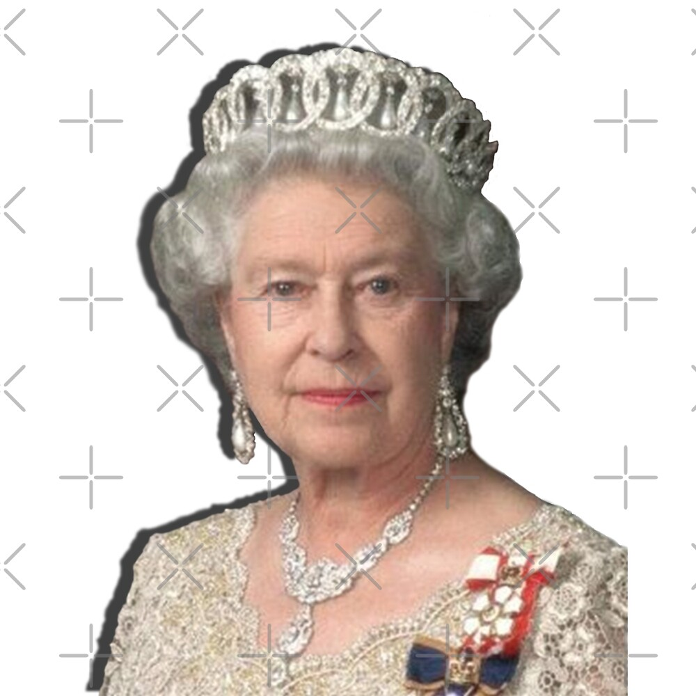 GOD SAVE THE QUEEN by ColdPopsicle