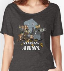 Simian Army! Women's Relaxed Fit T-Shirt