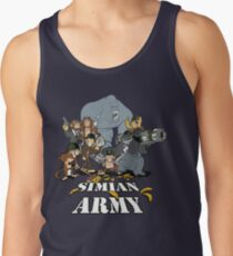 Simian Army! Tank Top