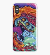 CS-GO Hyperbeast case iPhone Case