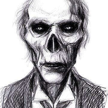 Phantom of the Opera by PavelPepin
