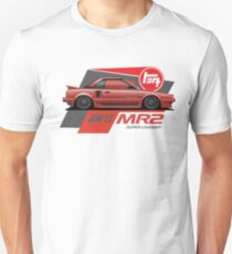 AW11-001red (JDM) Unisex T-Shirt