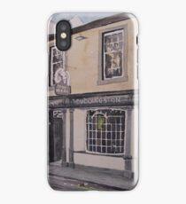 Sheep Heid iPhone Case/Skin