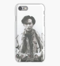 Wong ka kui (黄家驹) - Chinese singer iPhone Case/Skin