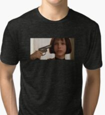 Mathilda the Professional Tri-blend T-Shirt
