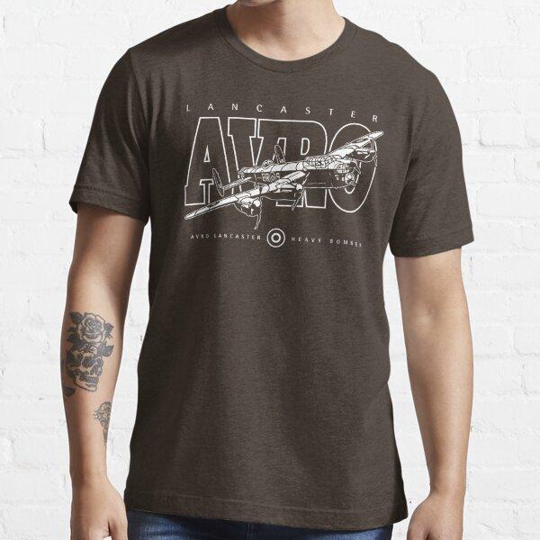 Lancaster Bomber Essential T-Shirt