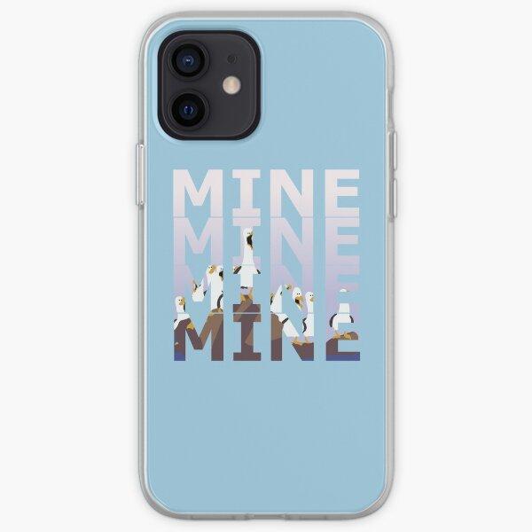 Mine - seagull iPhone Soft Case