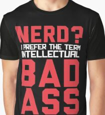 Nerd? Graphic T-Shirt