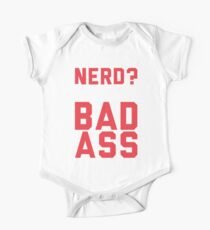 Nerd? Kids Clothes