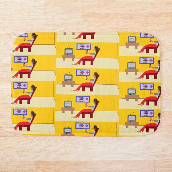 home sweet home for products Bath Mat