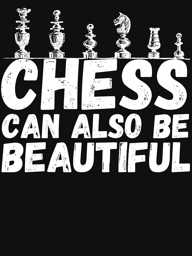 Chess can also be beautiful quote from The Queens Gambit by ds-4