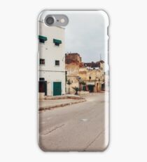 Suburban Houses in Morocco iPhone Case/Skin