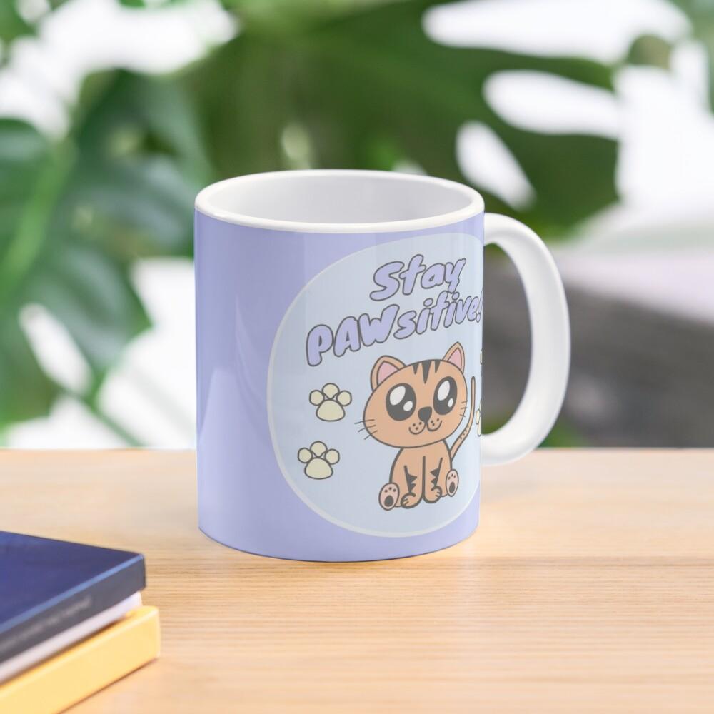 Stay positive Mug