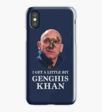 I Get A little Bit Genghis Khan iPhone Case/Skin